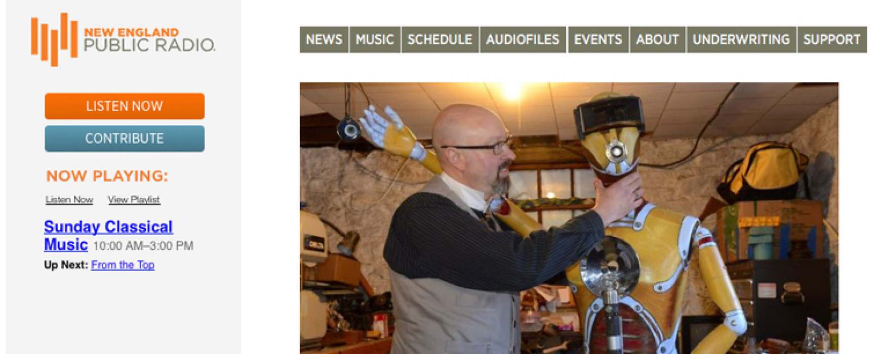 NEPR: An Ode to 19th and 20th Century Ingenuity Via Steampunk Springfield