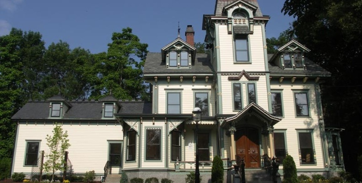 1877 Victorian Italianate Home Restoration in North Attleboro MA