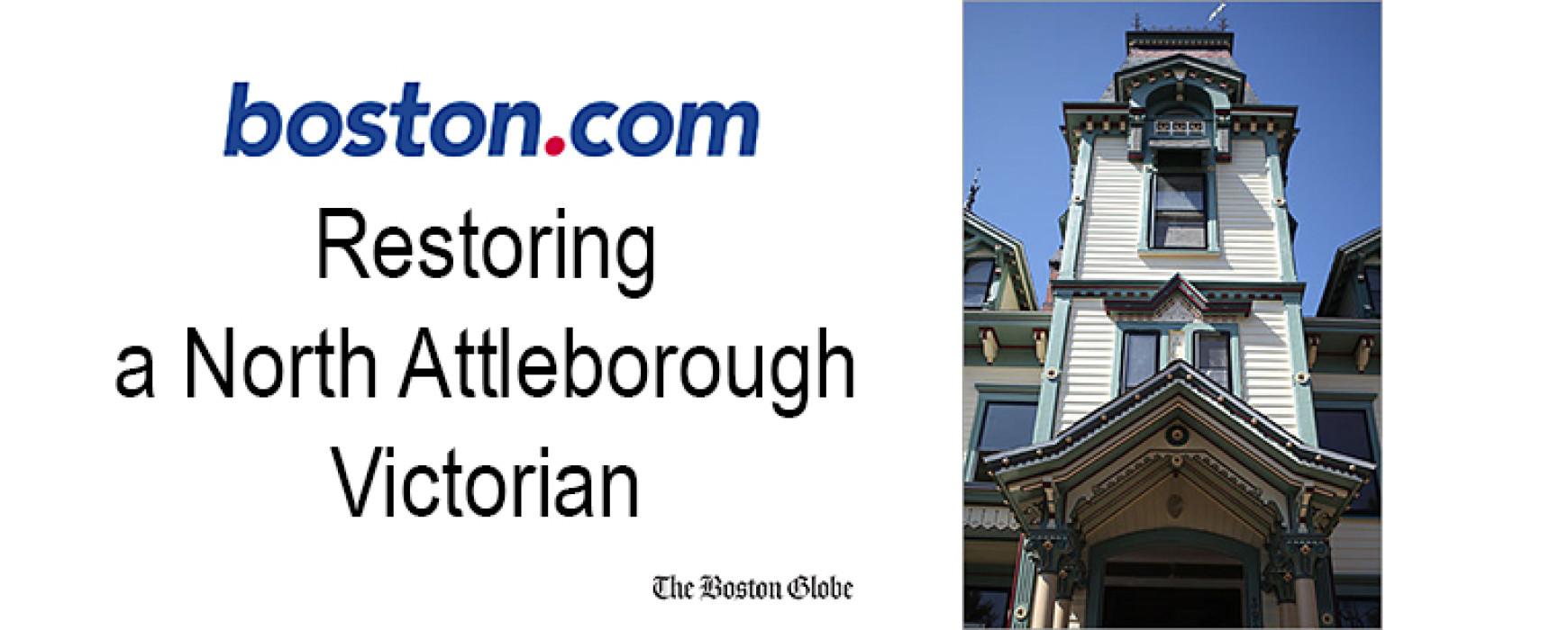 boston.com: Hewing classic home into modern era