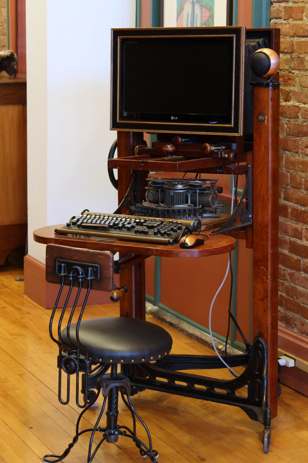 Camera Bellows Computer Workstation Modvic